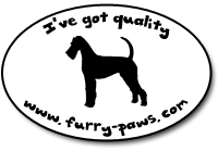 I've Got Quality Airedale Terriers on Furry-Paws.com