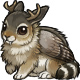 Antlers the Wolpertinger