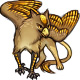 Gryffindor the Gold Gryphon